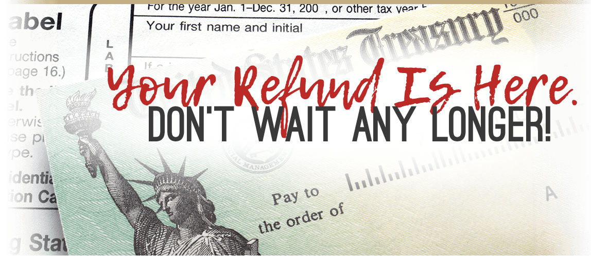 Tax refund | Gary's Auto Service